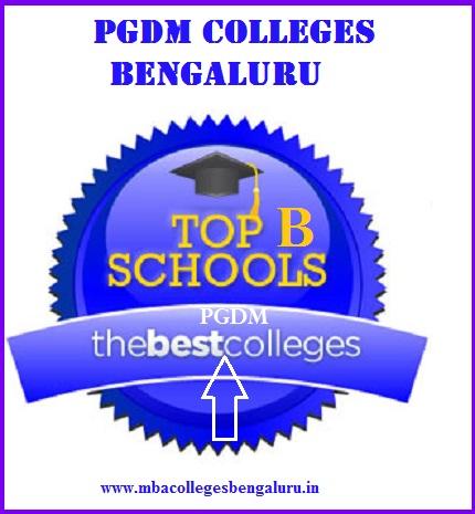 pgdm colleges bengaluru